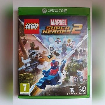 Gra Lego Marvel Super Heroes 2 XBOX ONE PL