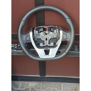Oryginalna kierownica skórzana Renault Scenic III