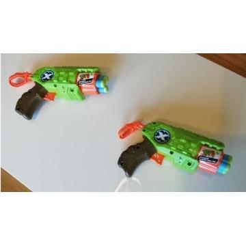 Dwa pistolety  NERF