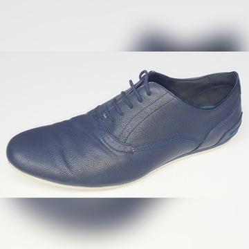 Eleganckie męskie buty ZARA rozmiar 43