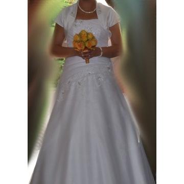 Suknia ślubna L/XL