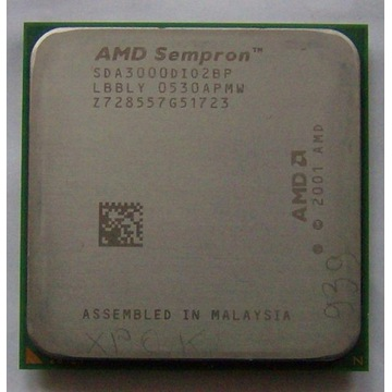 AMD SEMPRON 3000+ s.939