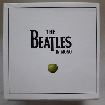 THE BEATLES IN MONO BOX  JAPAN !