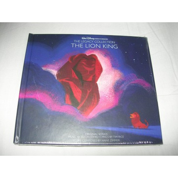 HANS ZIMMER THE LION KING THE LEGACY COLLECTION