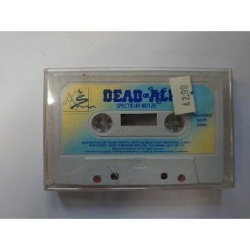 ZX SPECTRUM 48K/128L DEAD OR ALIVE