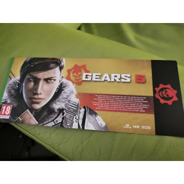 Gears 5 ULTIMATE + 4 GRY!!!