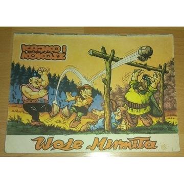Kajko i Kokosz Woje Mirmiła (część 3) 1988 Wyd I