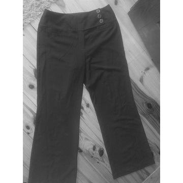 Marks&Spencer Spodnie z szerokimi nogawkami M 38