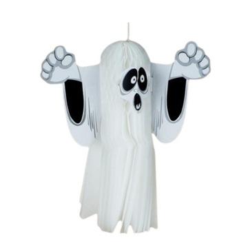 Girlanda Papierowa Duch   Dekoracje   Halloween