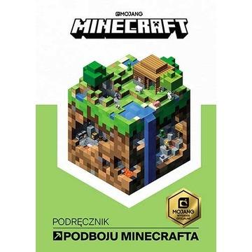 Podręcznik podboju Minecrafta Milton Stephanie