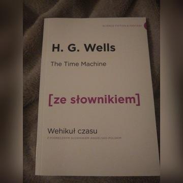The Time Machine H. G. Wells ze słownikiem