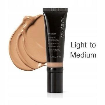 MARY KAY KREM CC SPF 15 / light to medium
