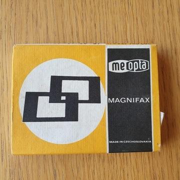 Ramka Magnifax redukcja z 65x90 na 60x60