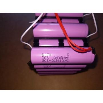 Bateria 48v e-bike 13S5P pakiet