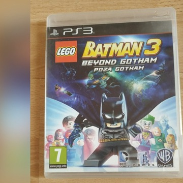 Gra Playstation 3 Batman 3 Beyond Gotham