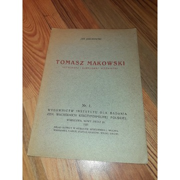 Tomasz Makowski sztychtarz i kartograf nieświeski