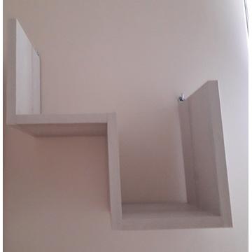 Półka na ścianę.