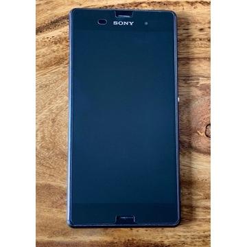 SONY Xperia Z3 D6603 czarny