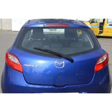 Klapa Pokrywa bagażnika Mazda 2 II DE 07-14 34J