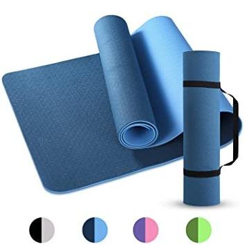 Mata limerence yoga mat, pilates, fitness