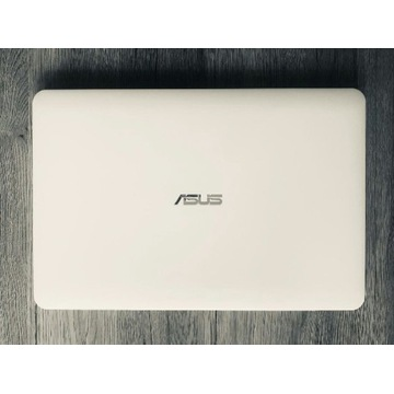 Laptop Asus R556LJ Biały Stan BDB + office 2016 !