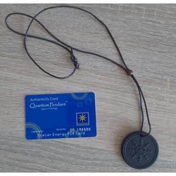 Medalion Energia skalarna - Quantum Pendant