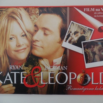 KATE & LEOPOLD  - 2 VCD