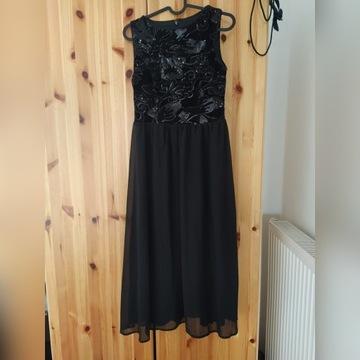 Sukienka Mohito rozm. 34 czarna nowa