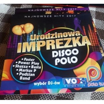 Urodzinowa Imprezka disco polo