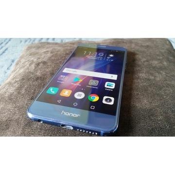 Honor 8 Huawei 4/32GB niebieski zadbany telefon