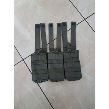 Ladownica  do m4    w  ranger green   od TMC