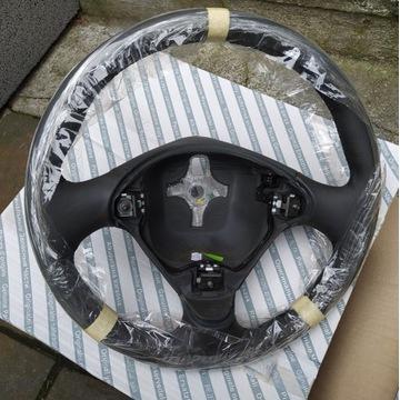 NOWA skórzana kierownica Fiat Punto 2 HGT Sporting
