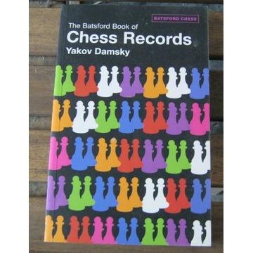 Batsford Chess Records. Damsky