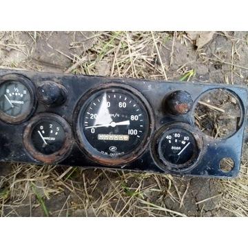 Stary licznik samochodowy gaz 51 uaz ził lublin