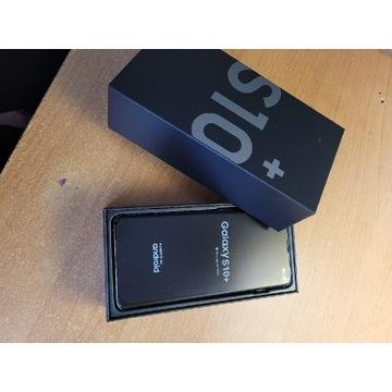Samsung S10 PLUS SM-G975F BLACK 128 GB