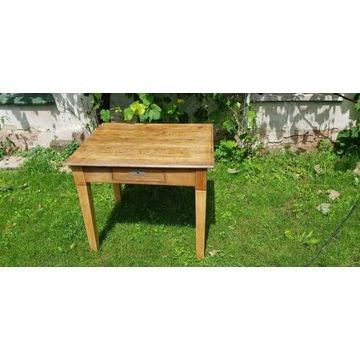 Poniemiecki stół kuchenny, stary stół,