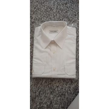 koszulo bluza  oficerska - biała