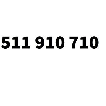 511 910 710