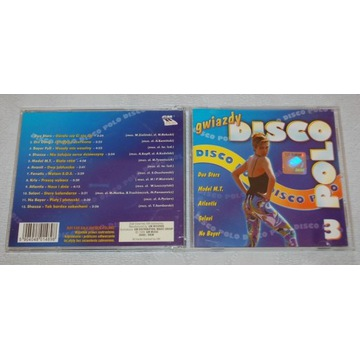 Gwiazdy Disco Polo vol.3 1999