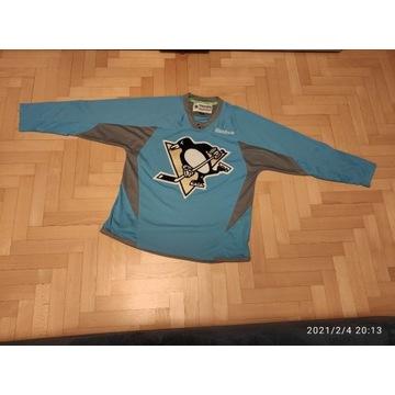 Bluza hokejowa zespołu Pittsburgh Penguin NHL XL