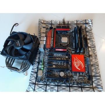 I7-4790k 4GHZ + Z97X Gaming G1 + 8GB Ram