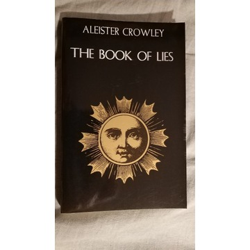 """""""The Book of Lies"""" A. Crowley"""