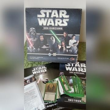 Star Wars LCG Podstawa Gra Karciana