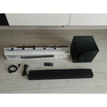 Soundbar YAMAHA YAS-107 + Subwoofer YST-SW012 GWAR
