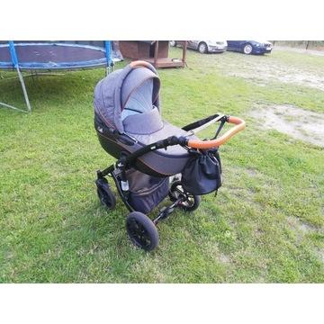 Wózek 2w1 Milu Kids Castello