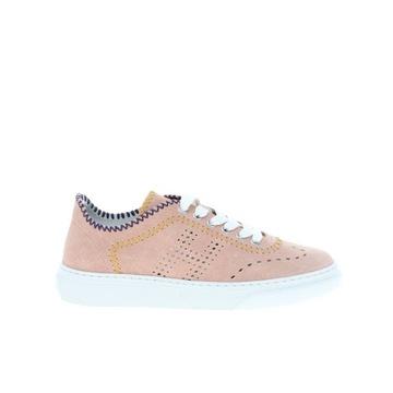 Różowe sneakersy HOGAN włoski roz 36.