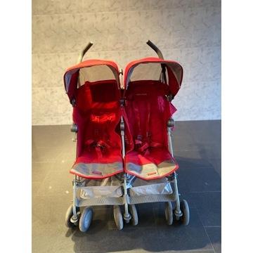 Wózek Maclaren Twin - bliźnięta