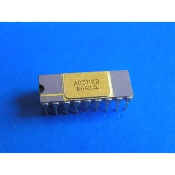 AD571KD 10 bit A/D converter