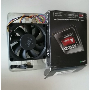 Wentylator + radiator AMD Z7LH01R2014013 FM2 Nowy