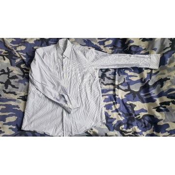 Koszula elegancka Burlington Rozmiar L Paski